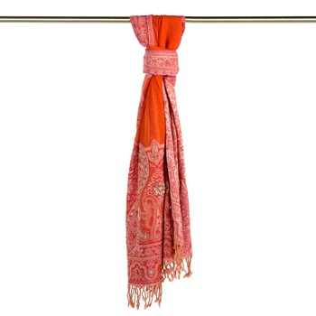 Mumbai - Echarpe, Foulard - orange