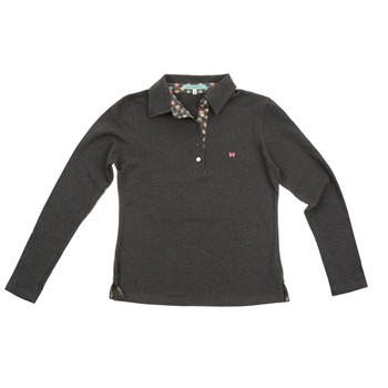 Polo - Gris anthracite