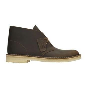 Desert Boot - Derbies - honig