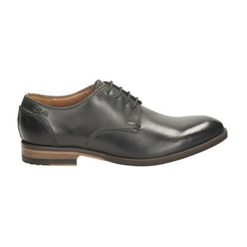 Clarks - Exton Walk - Derbies - noir - 1509345