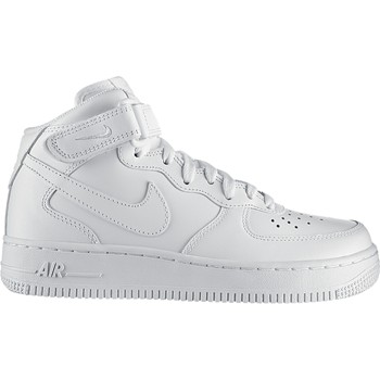 Air Force 1 Mid - Baskets - blanc