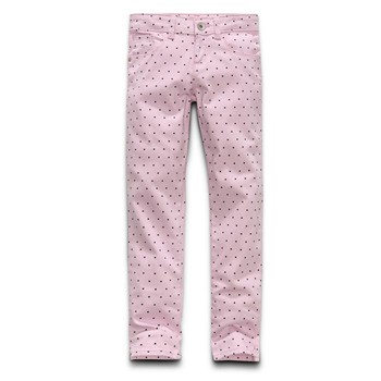 Pantalon slim - rose