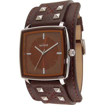 Axcent - Spike - Montre analogique - marron - 1576926