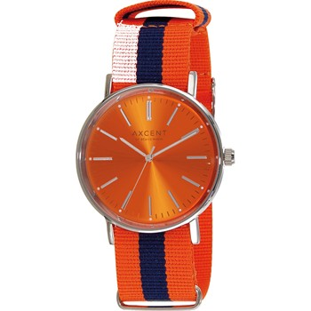 Vintage - Montre analogique - orange