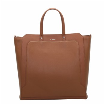 Shopping bag - marrone