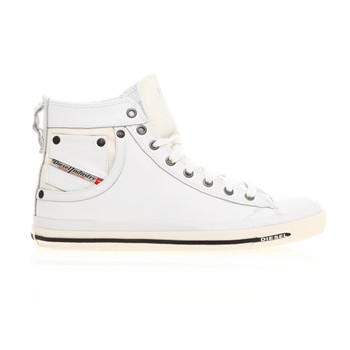 Diesel - Exposure - Baskets montantes - blanc - 1502058