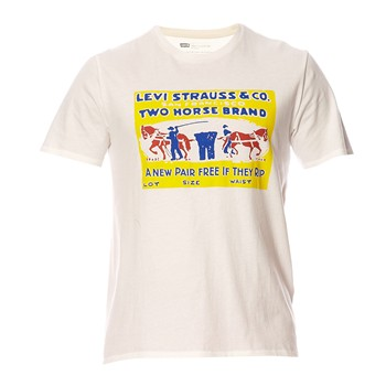 Levi's - Graphic - T-shirt - blanc - 1470512
