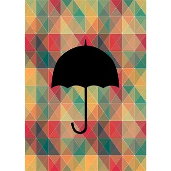 Kalei Umbrella - Affiche - multicolore