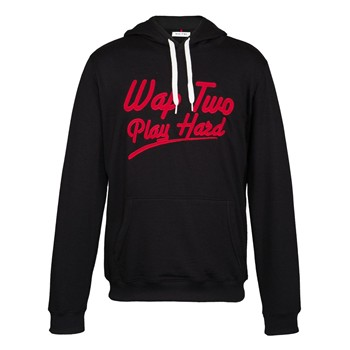 Wap Two - Play - Sweat à capuche - noir - 1606508
