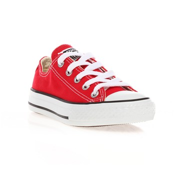 Converse - CTAS Core OX - Baskets Mode - rouge