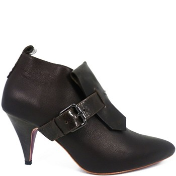 Nika - Bottines - marron