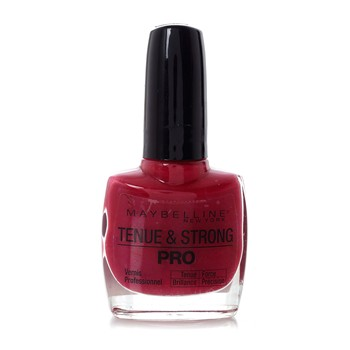 Tenue & Strong Pro - Nagellack - 185 Cranberry Crush