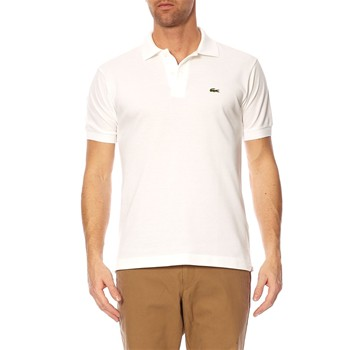 L1212 - Polo-Shirt - weiß
