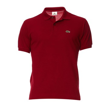 Lacoste - L1212 - Polo - rouge - 1505397