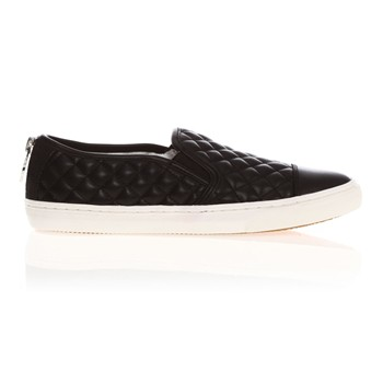 New club - Slip-on - noir