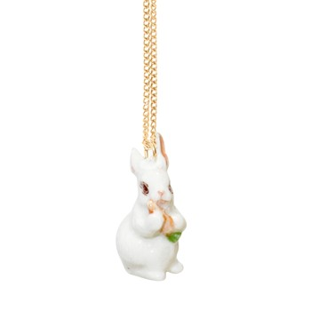 Mini Collier - lapin