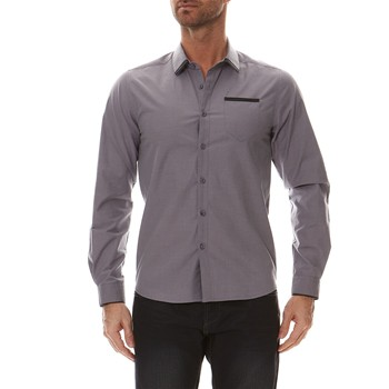 Noakis - Chemise manches longues - anthracite