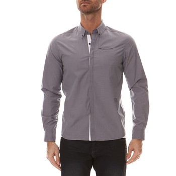 Nucleo - Chemise manches longues - anthracite