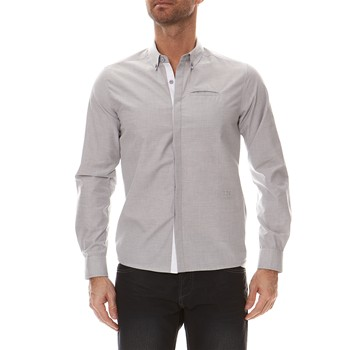 Nucleo - Chemise manches longues - gris