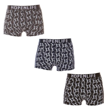 Hope N Life - Ultorp - Pack de 3 boxers - multicolore - 1578863