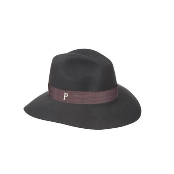 Panames & Co - Purple - Chapeau en feutre - 1639536