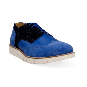 London - Derbies - bleu