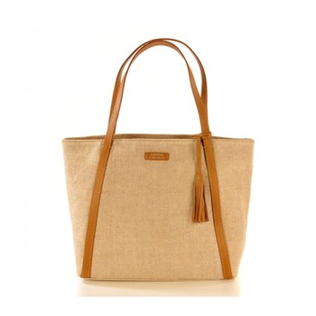 Marilou - Shopping bag - beige
