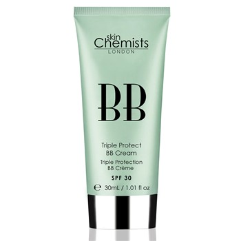 SkinChemists - Professional range - Bb crème triple protection - SPF 30 medium - 1663507