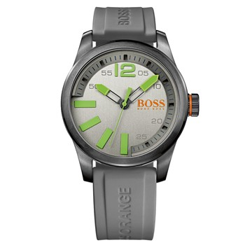 Boss Orange - Style sport - gris - 1674049