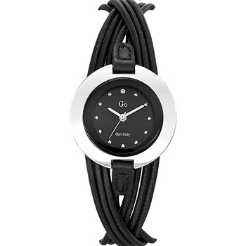 Go Girl Only - Montre en cuir - noir