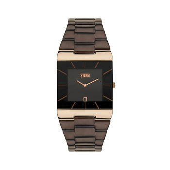Omari Xl - Montre - marron