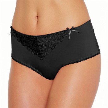 Pomm'Poire - Fascinante - Shorty - noir