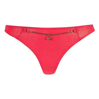 Pomm'Poire - Abstinence - String - rouge - 1685866