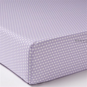 Garden Dream - Drap housse - violet