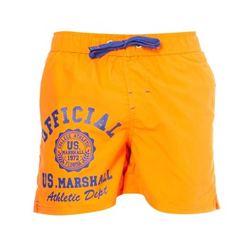 US Marshall - Short de bain - orange - 1694785