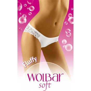 Soft Fluffy - Slip - blanco