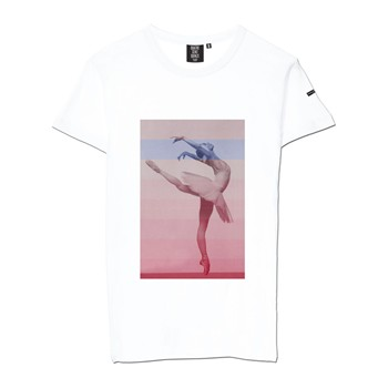 Quatre Cent Quinze - Dance - T-shirt - blanc - 1705496