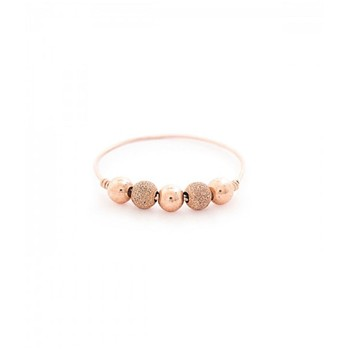 Les Fruits d'or - Bague - rose