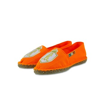 Espadrilles - orange
