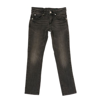 Benetton - Jean slim - anthracite