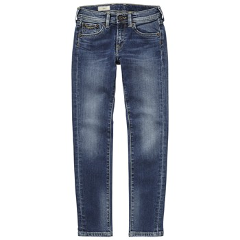 Becket - Jean slim - denim bleu
