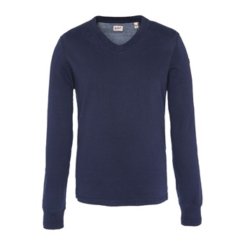 Schott - Sweat-shirt - bleu marine - 1703027