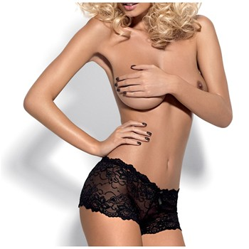 Obsessive - Imperia - Shorty - noir - 1727392