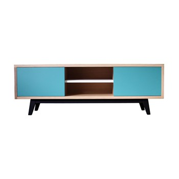 Buffet TV vintage - Buffet - multicolore