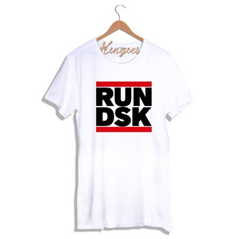 Kingies - RUN DSK - T-shirt - blanc - 1742251