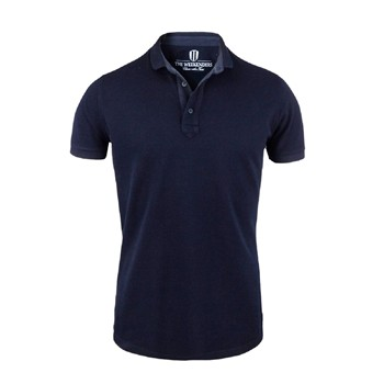 The Beacher - Polos - bleu marine