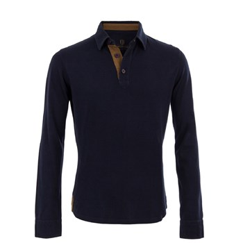 The Mountaineer - Polos - bleu marine