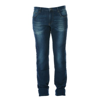 Best Mountain - Jean droit - bleu - 1726269