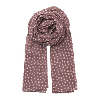 Fine Summer Star - Foulard - rose indien