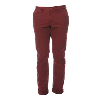 Teddy Smith - Chino - Pantalon chino - rouge - 1645235